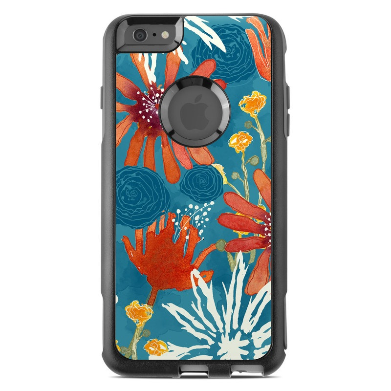 Sunbaked Blooms OtterBox Commuter iPhone 6s Plus Case Skin