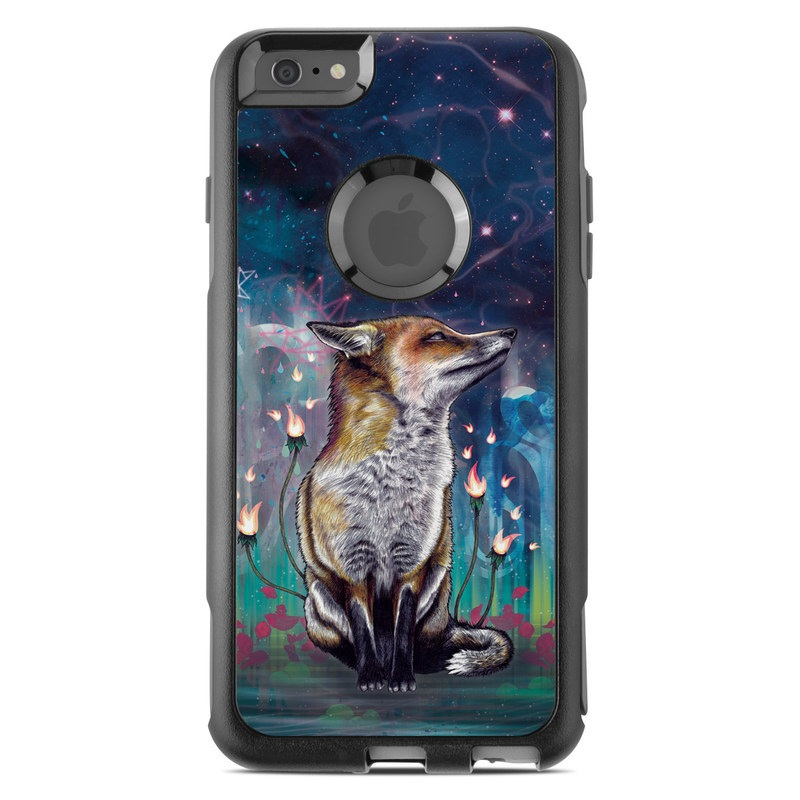 There is a Light OtterBox Commuter iPhone 6s Plus Case Skin