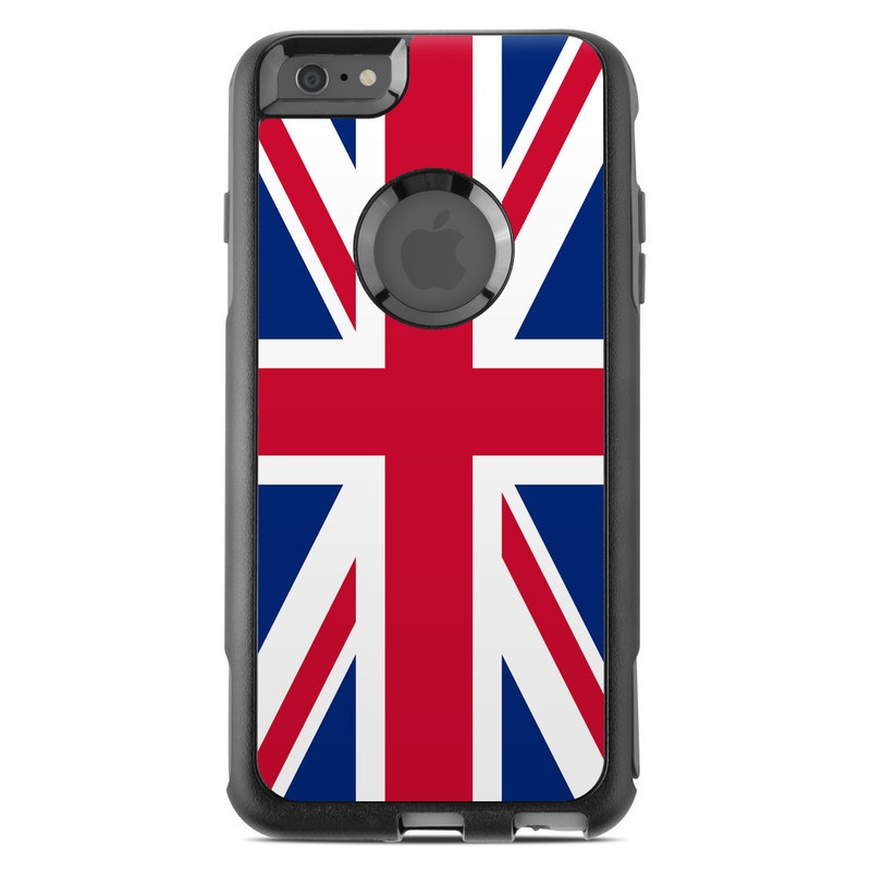 Union Jack OtterBox Commuter iPhone 6s Plus Case Skin