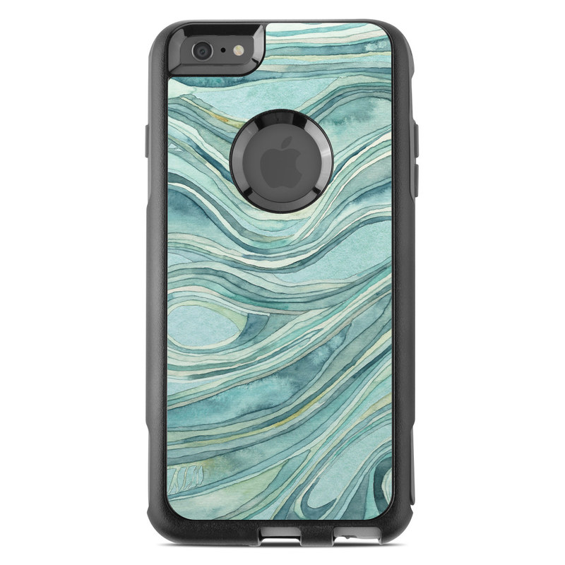 Waves OtterBox Commuter iPhone 6s Plus Case Skin