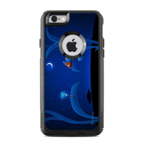 Alien and Chameleon OtterBox Commuter iPhone 6s Skin