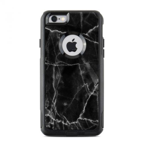 Black Marble OtterBox Commuter iPhone 6s Case Skin