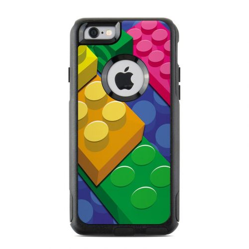 Bricks OtterBox Commuter iPhone 6s Skin