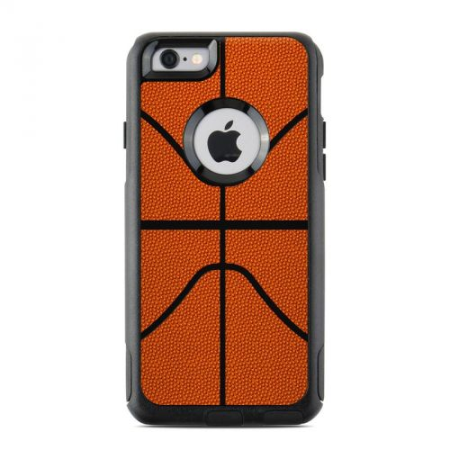 Basketball OtterBox Commuter iPhone 6s Skin