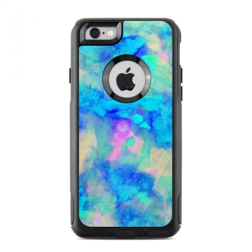 Electrify Ice Blue OtterBox Commuter iPhone 6s Case Skin