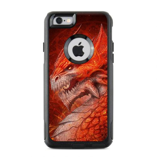 Flame Dragon OtterBox Commuter iPhone 6s Skin