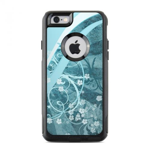 Flores Agua OtterBox Commuter iPhone 6s Skin