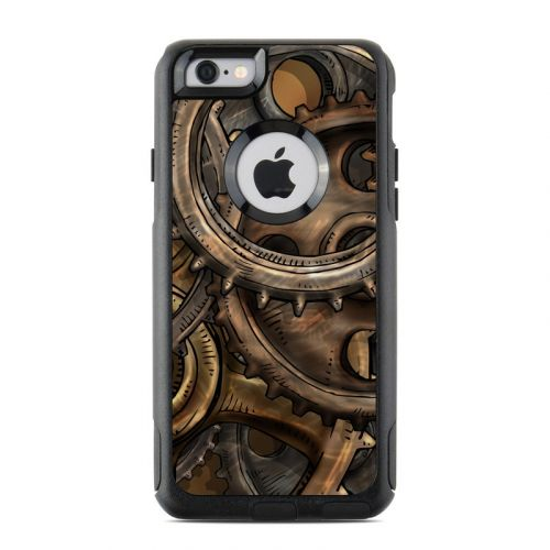 Gears OtterBox Commuter iPhone 6s Skin