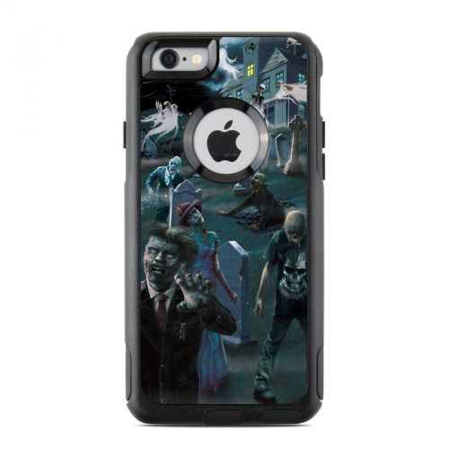 Graveyard OtterBox Commuter iPhone 6s Case Skin