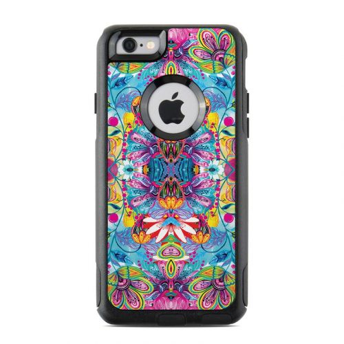 Multicolor World OtterBox Commuter iPhone 6s Case Skin