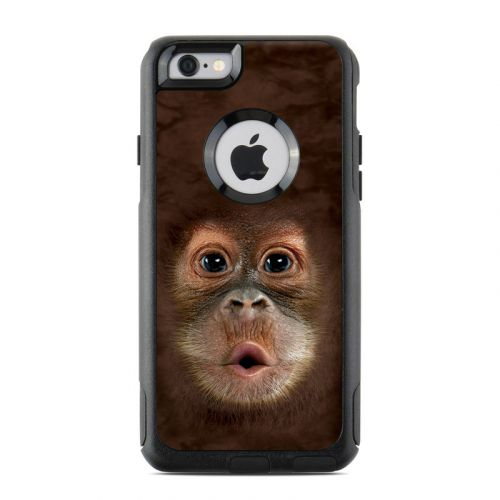 Orangutan OtterBox Commuter iPhone 6s Skin