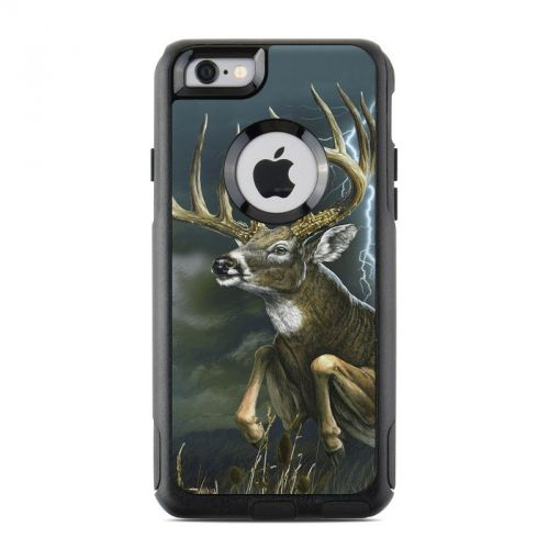 Thunder Buck OtterBox Commuter iPhone 6s Skin