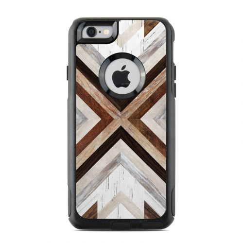 Timber OtterBox Commuter iPhone 6s Case Skin