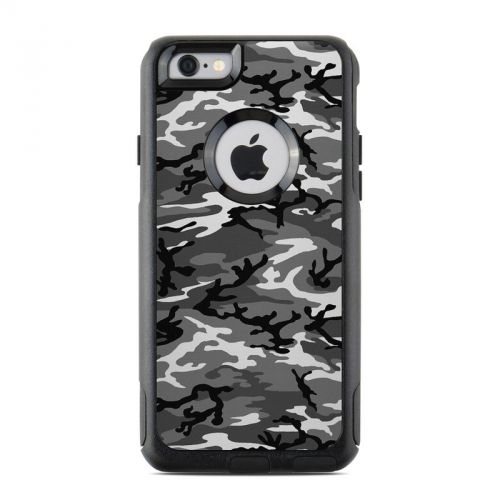 Urban Camo OtterBox Commuter iPhone 6s Skin