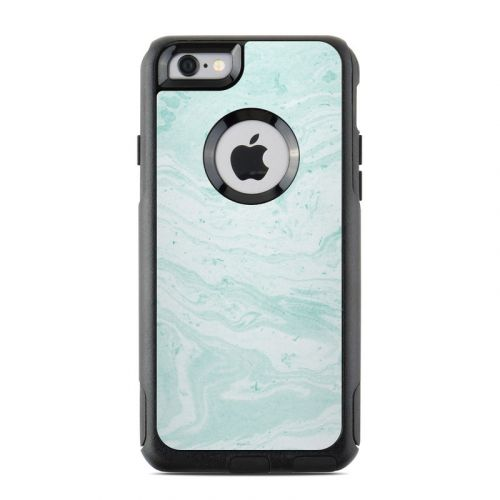 Winter Green Marble OtterBox Commuter iPhone 6s Skin