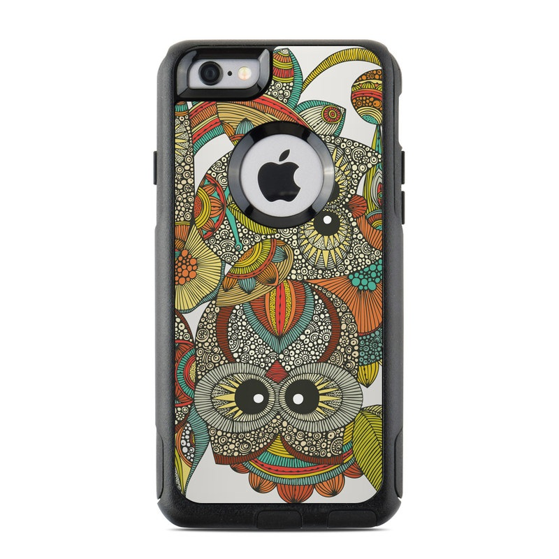4 owls OtterBox Commuter iPhone 6s Case Skin