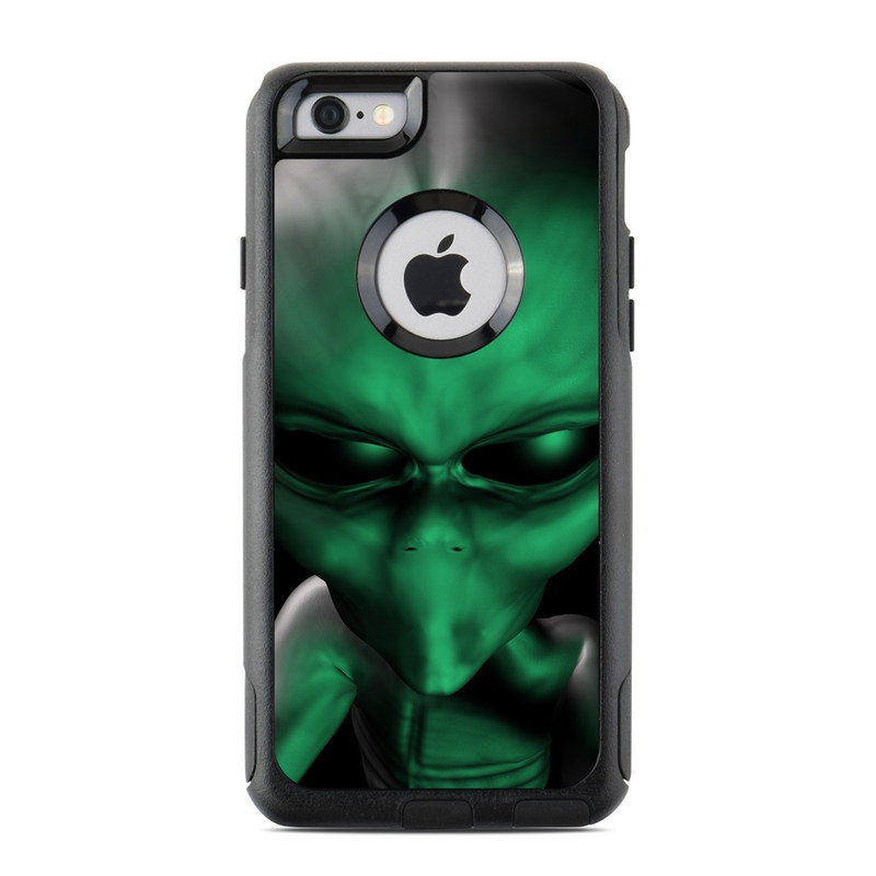 Abduction OtterBox Commuter iPhone 6s Case Skin