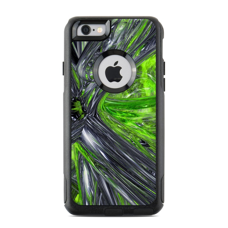 Emerald Abstract OtterBox Commuter iPhone 6s Skin