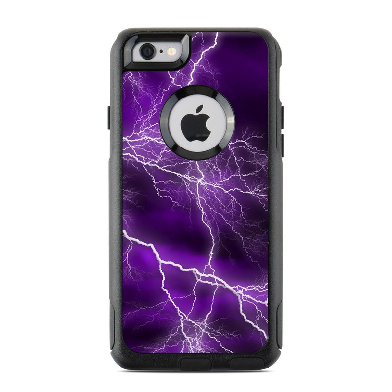 Apocalypse Violet OtterBox Commuter iPhone 6s Skin