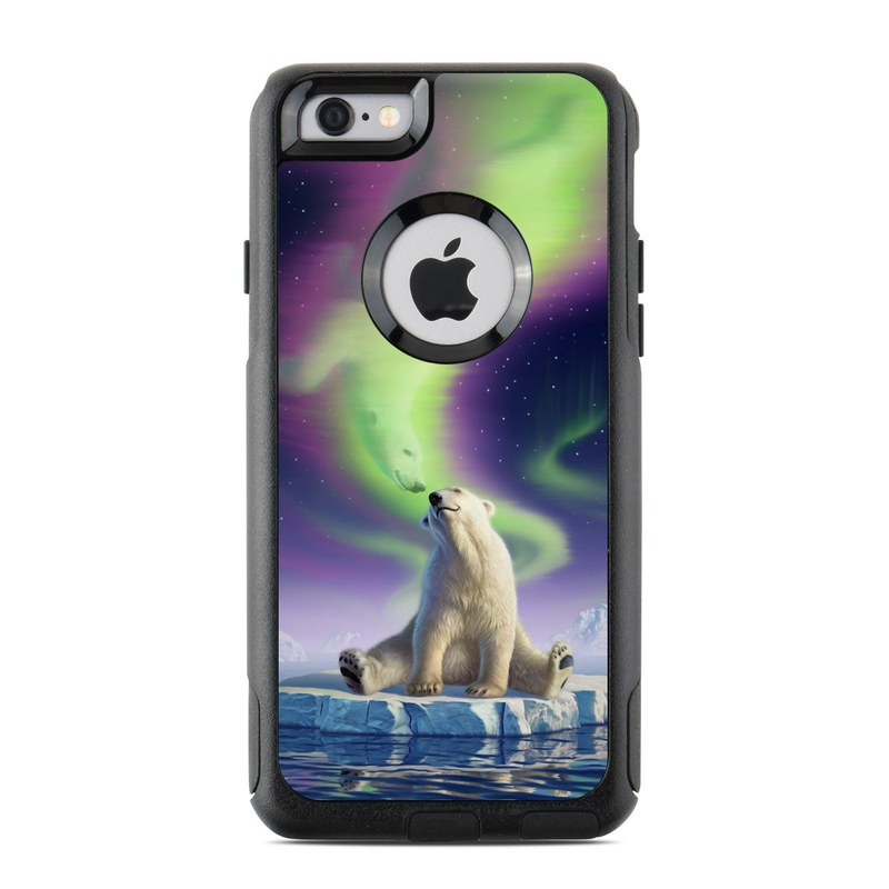 Arctic Kiss OtterBox Commuter iPhone 6s Case Skin