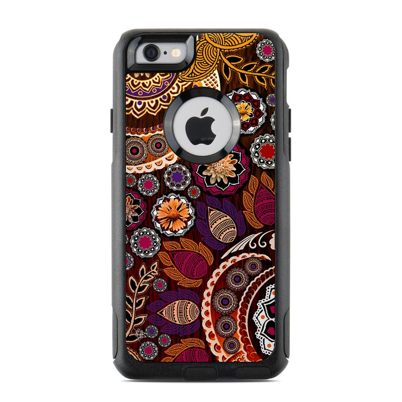 Autumn Mehndi OtterBox Commuter iPhone 6s Skin