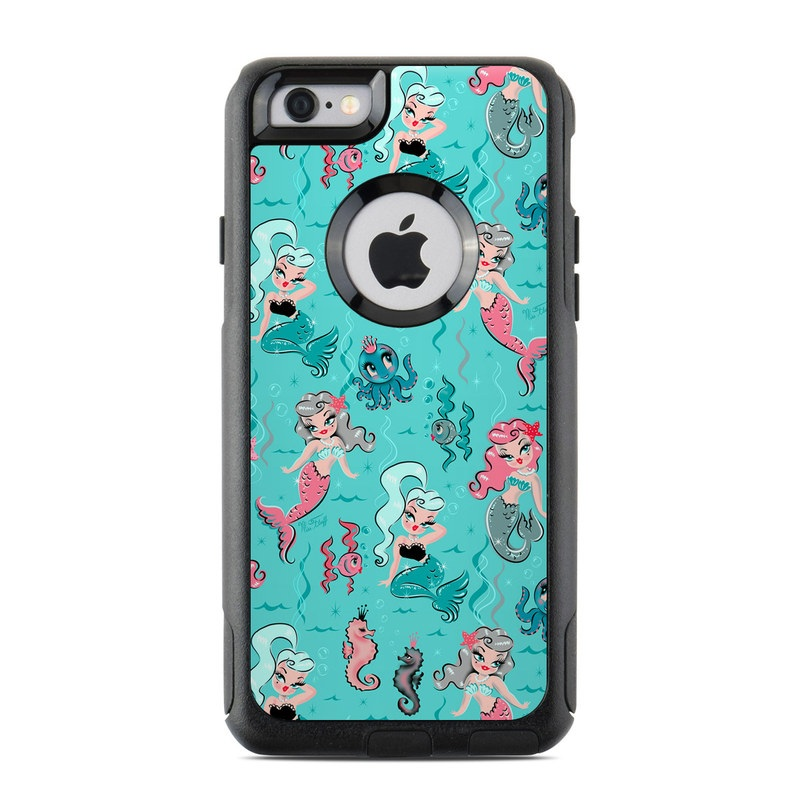 Babydoll Mermaids OtterBox Commuter iPhone 6s Case Skin