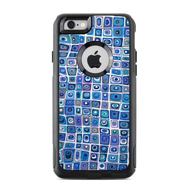 Blue Monday OtterBox Commuter iPhone 6s Case Skin