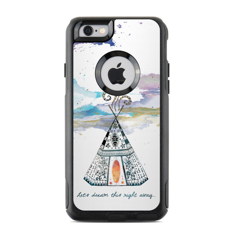 Boho Teepee OtterBox Commuter iPhone 6s Skin