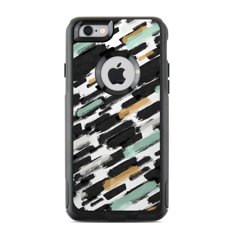 Brushin Up OtterBox Commuter iPhone 6s Case Skin