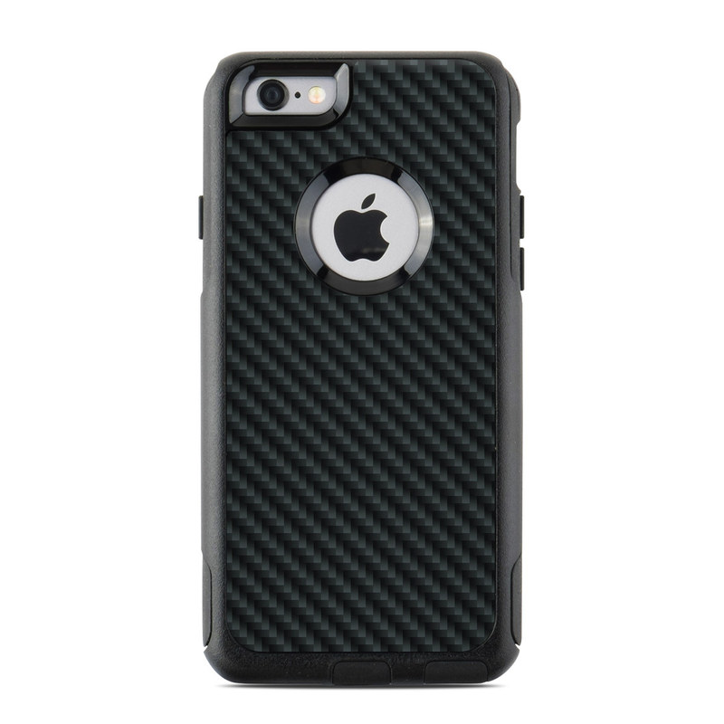 the best attitude 96b2e ec7b1 Carbon Fiber OtterBox Commuter iPhone 6s Case Skin