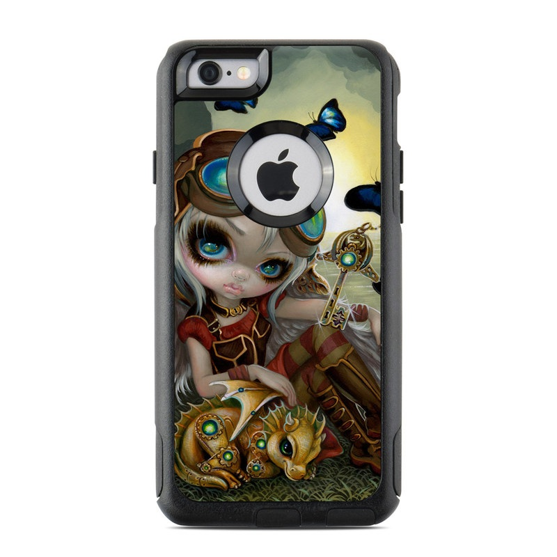 Clockwork Dragonling OtterBox Commuter iPhone 6s Skin