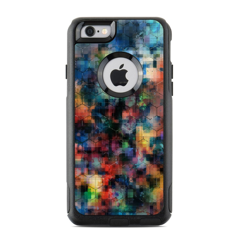 Circuit Breaker OtterBox Commuter iPhone 6s Case Skin
