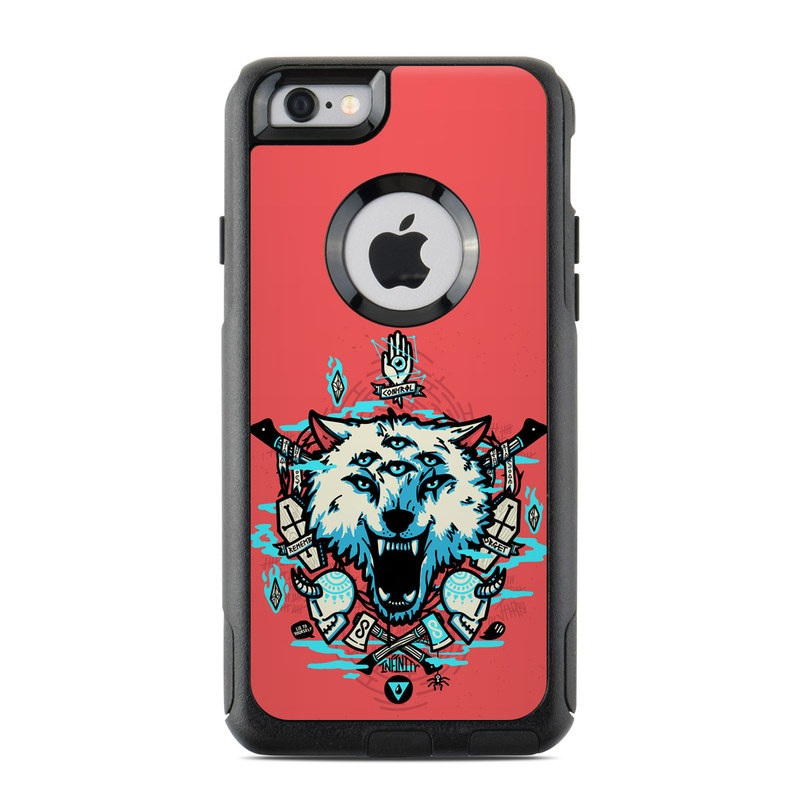 Ever Present OtterBox Commuter iPhone 6s Case Skin