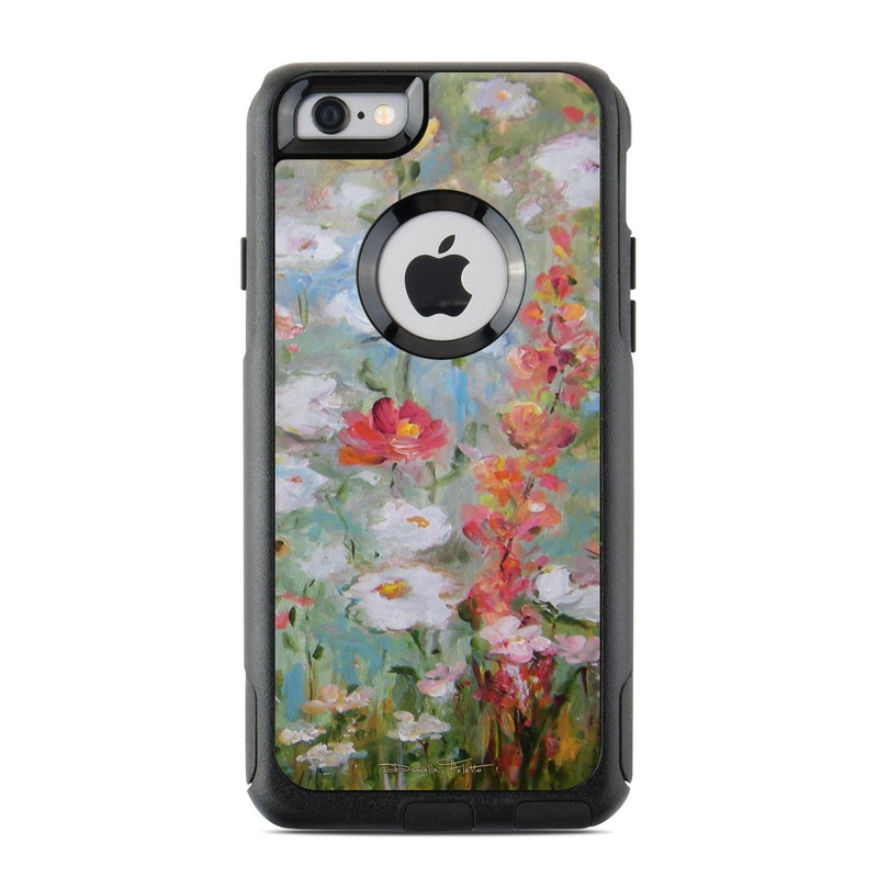 Flower Blooms OtterBox Commuter iPhone 6s Case Skin