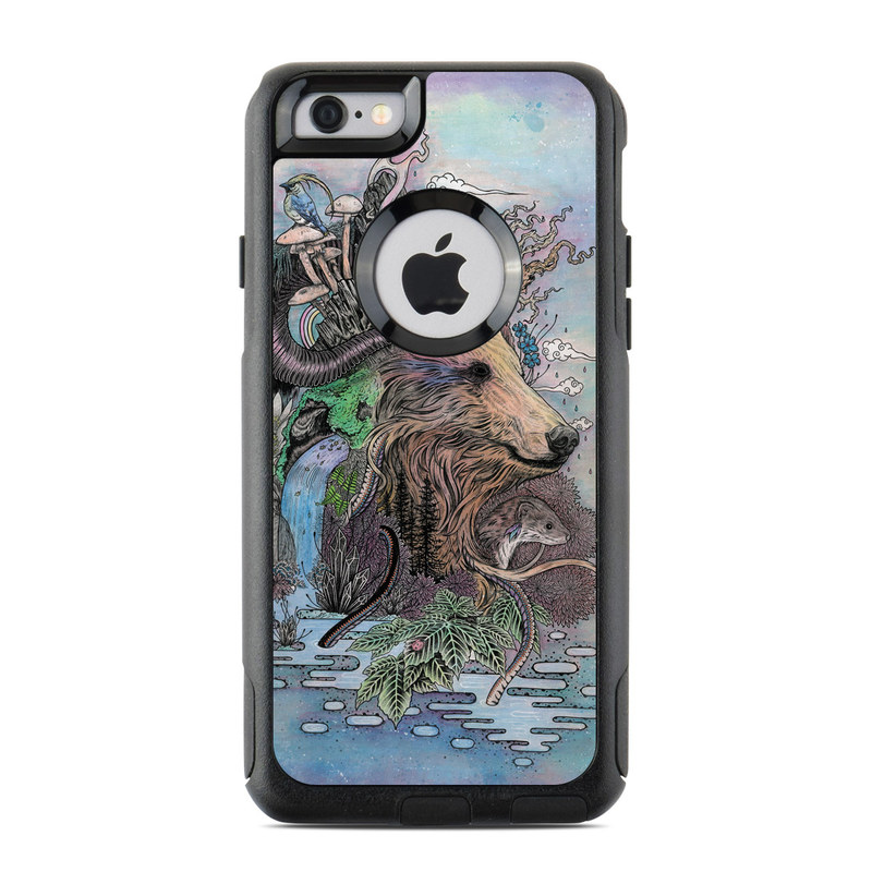Forest Warden OtterBox Commuter iPhone 6s Skin