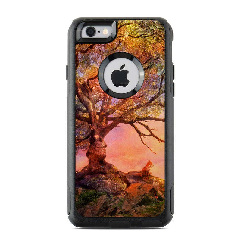 Fox Sunset OtterBox Commuter iPhone 6s Skin