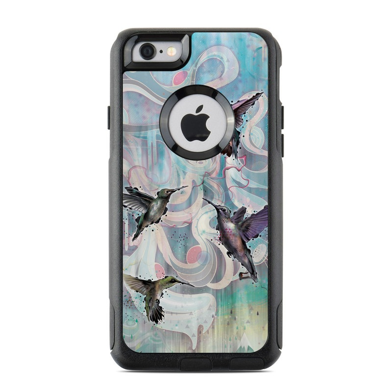 Hummingbirds OtterBox Commuter iPhone 6s Skin