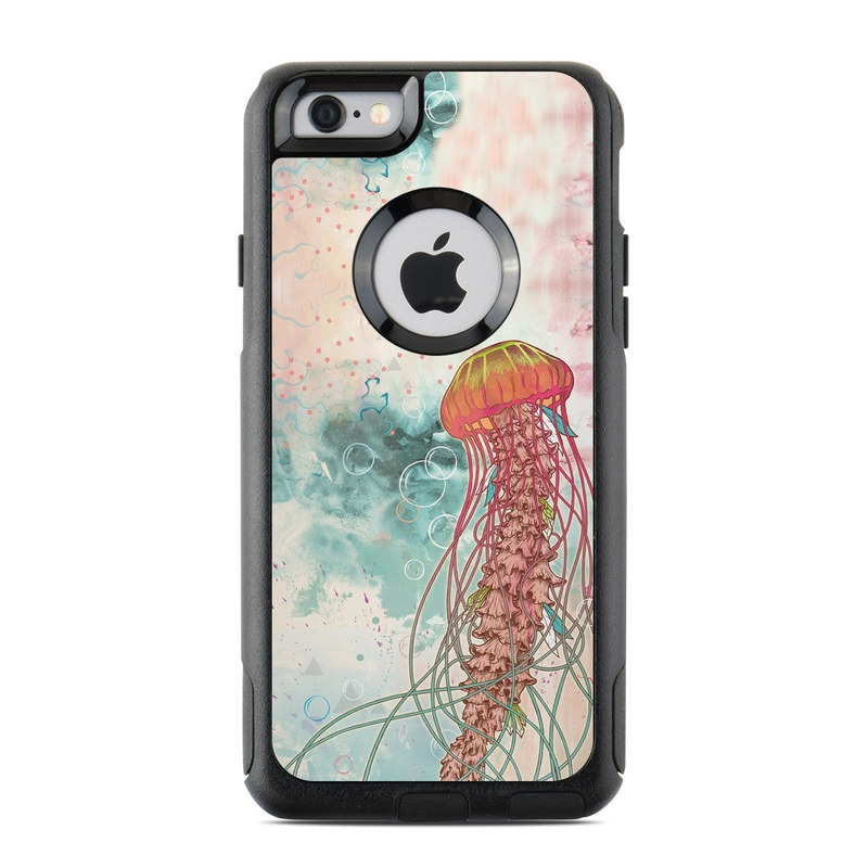 Jellyfish OtterBox Commuter iPhone 6s Skin