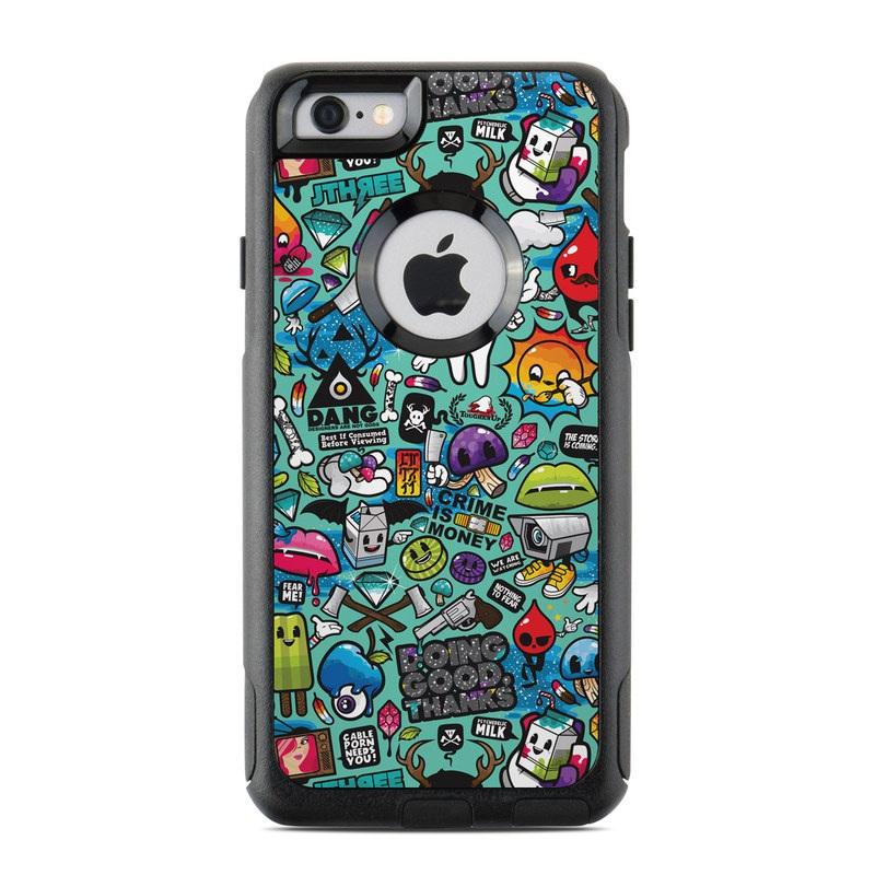 Jewel Thief OtterBox Commuter iPhone 6s Skin