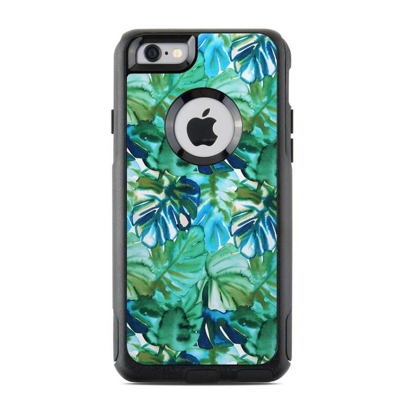 Jungle Palm OtterBox Commuter iPhone 6s Case Skin