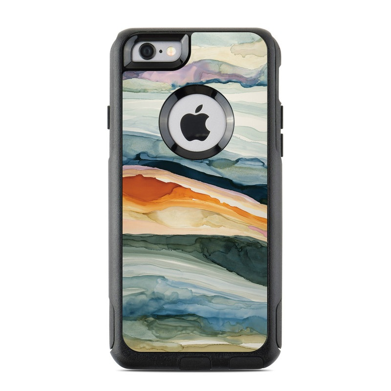 Layered Earth OtterBox Commuter iPhone 6s Case Skin