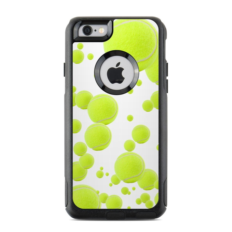 Lots of Tennis Balls OtterBox Commuter iPhone 6s Case Skin
