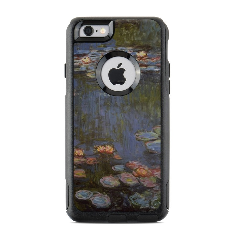 new concept b1c45 9487b Water lilies OtterBox Commuter iPhone 6s Case Skin