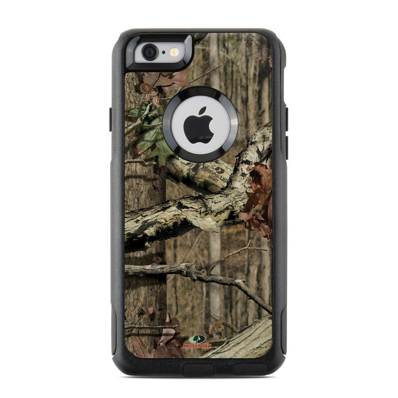 OtterBox Commuter iPhone 6s Case Skin design of Tree, Military camouflage, Camouflage, Plant, Woody plant, Trunk, Branch, Design, Adaptation, Pattern with black, red, green, gray colors