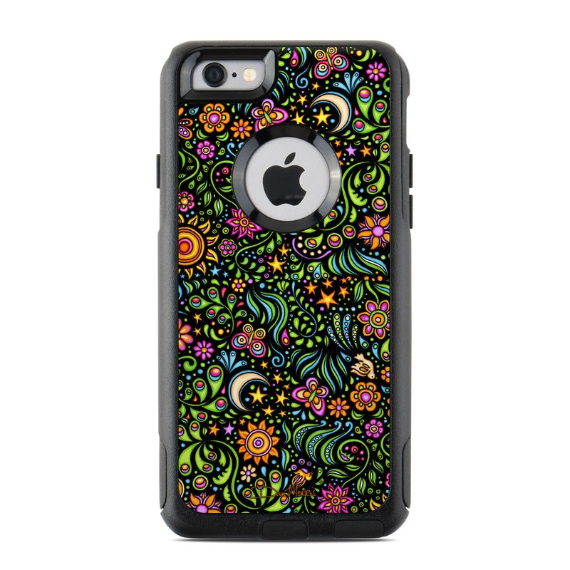 Nature Ditzy OtterBox Commuter iPhone 6s Skin