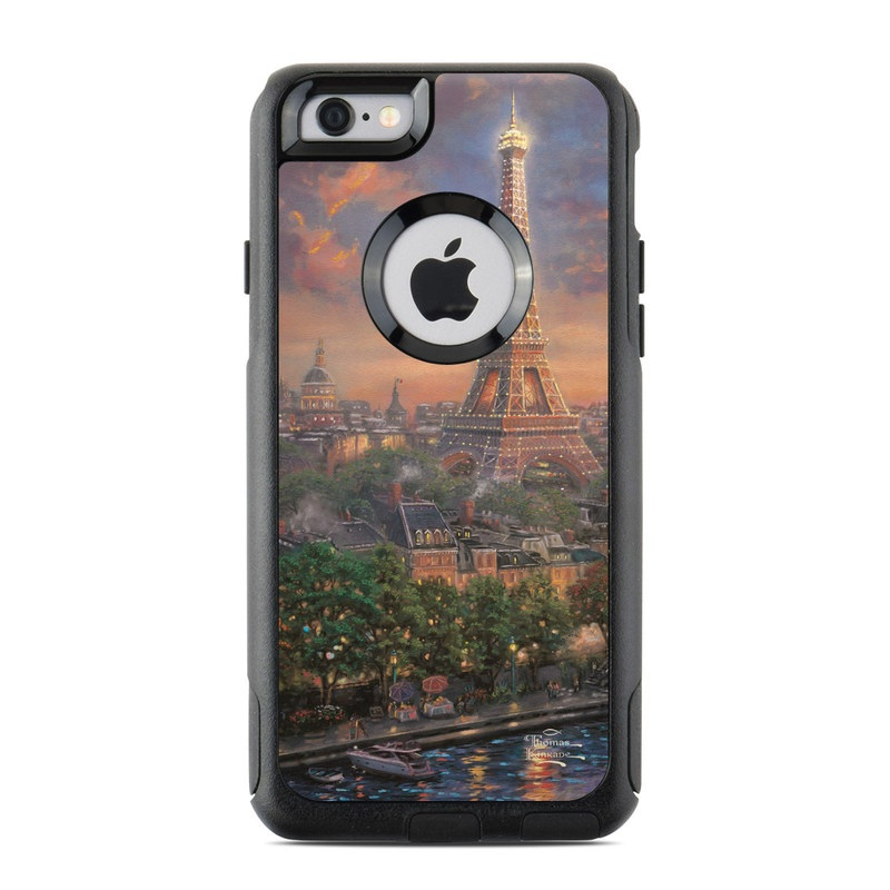 Paris City of Love OtterBox Commuter iPhone 6s Case Skin