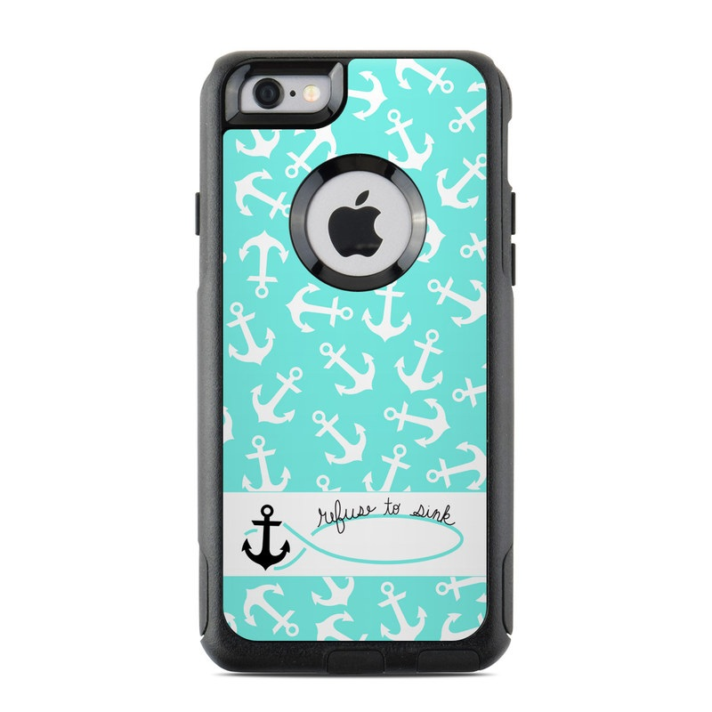Refuse to Sink OtterBox Commuter iPhone 6s Skin