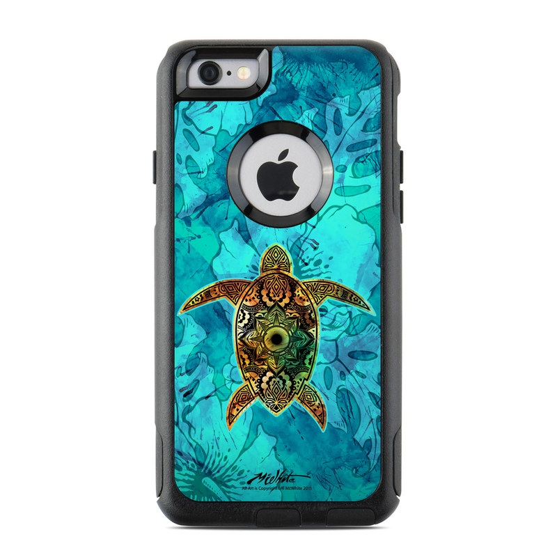 Sacred Honu OtterBox Commuter iPhone 6s Case Skin