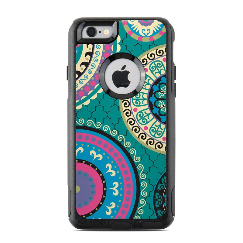 Silk Road OtterBox Commuter iPhone 6s Case Skin