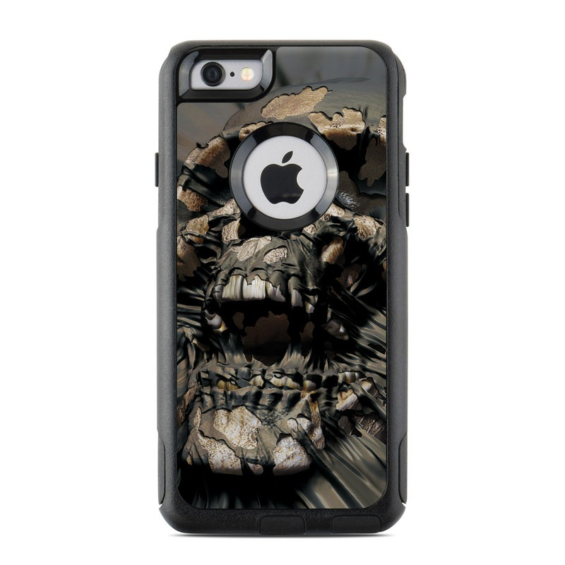 Skull Wrap OtterBox Commuter iPhone 6s Case Skin